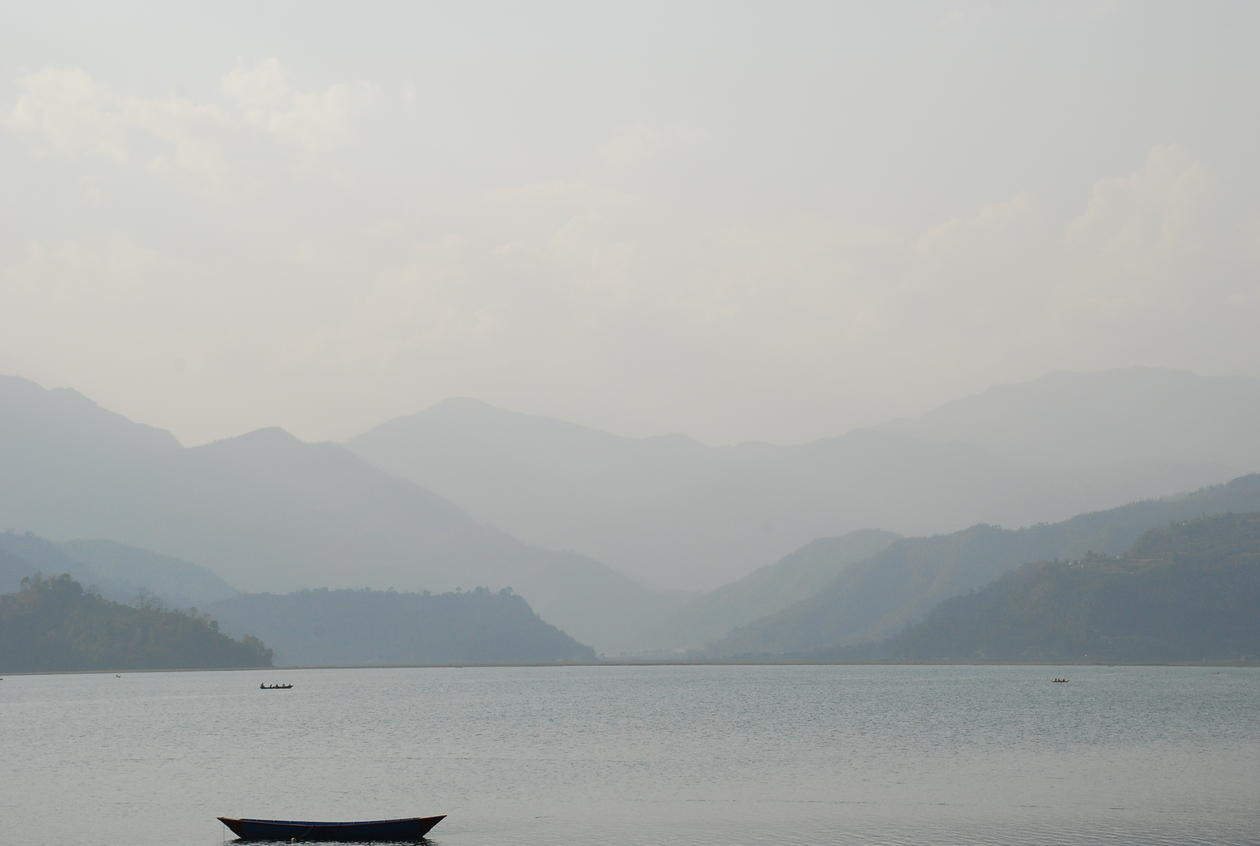 Himalaya - en av de største ferskvannskildene på jorda.