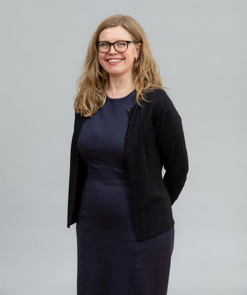 Vice-rector Annelin Eriksen