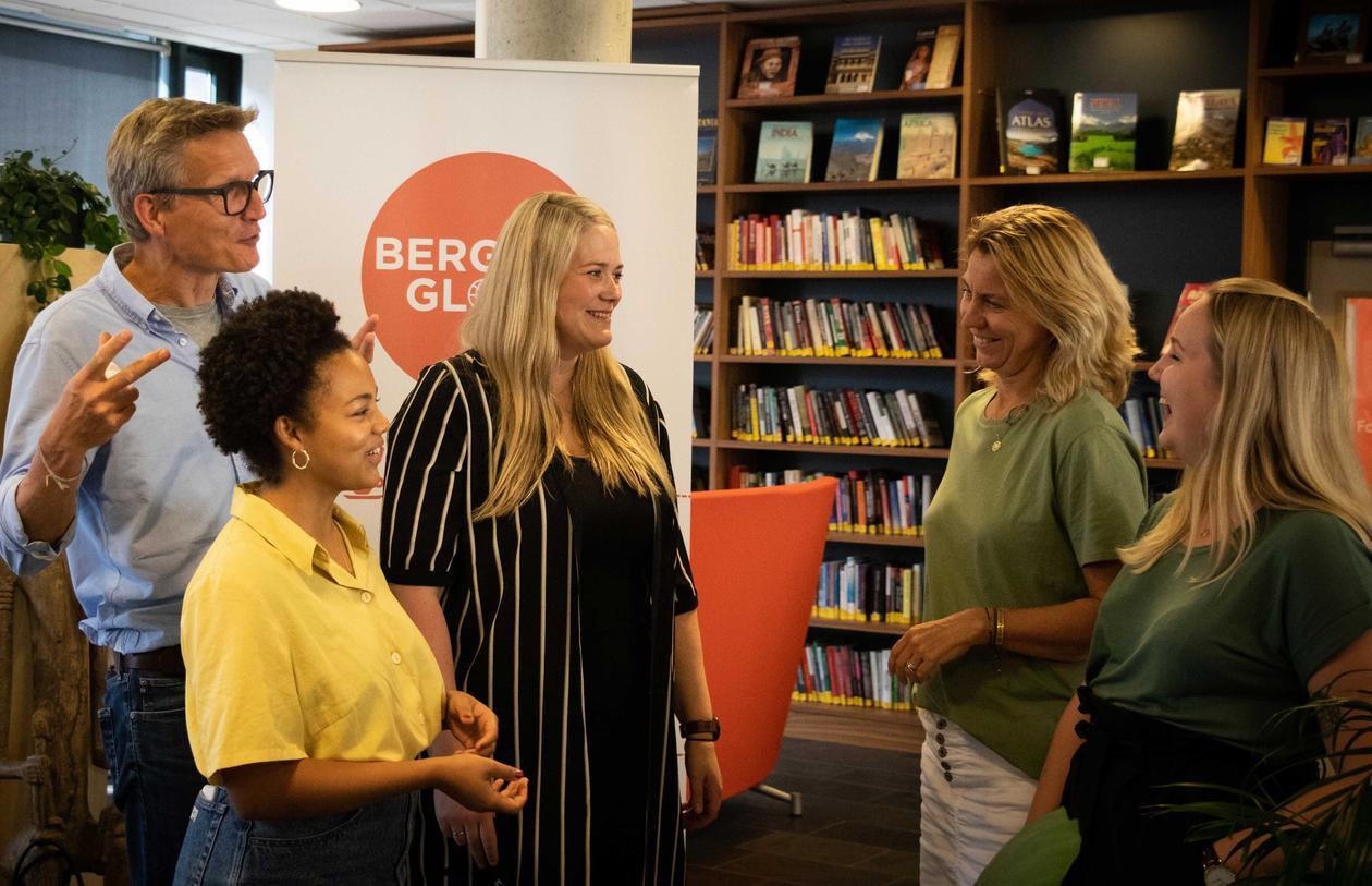 Editorial team Bergen Global