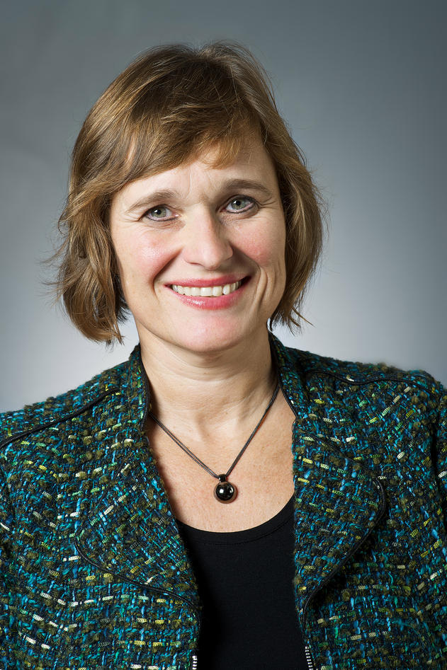 Portrettbilde av Oddrun Samdal, viserektor for utdanning ved UiB