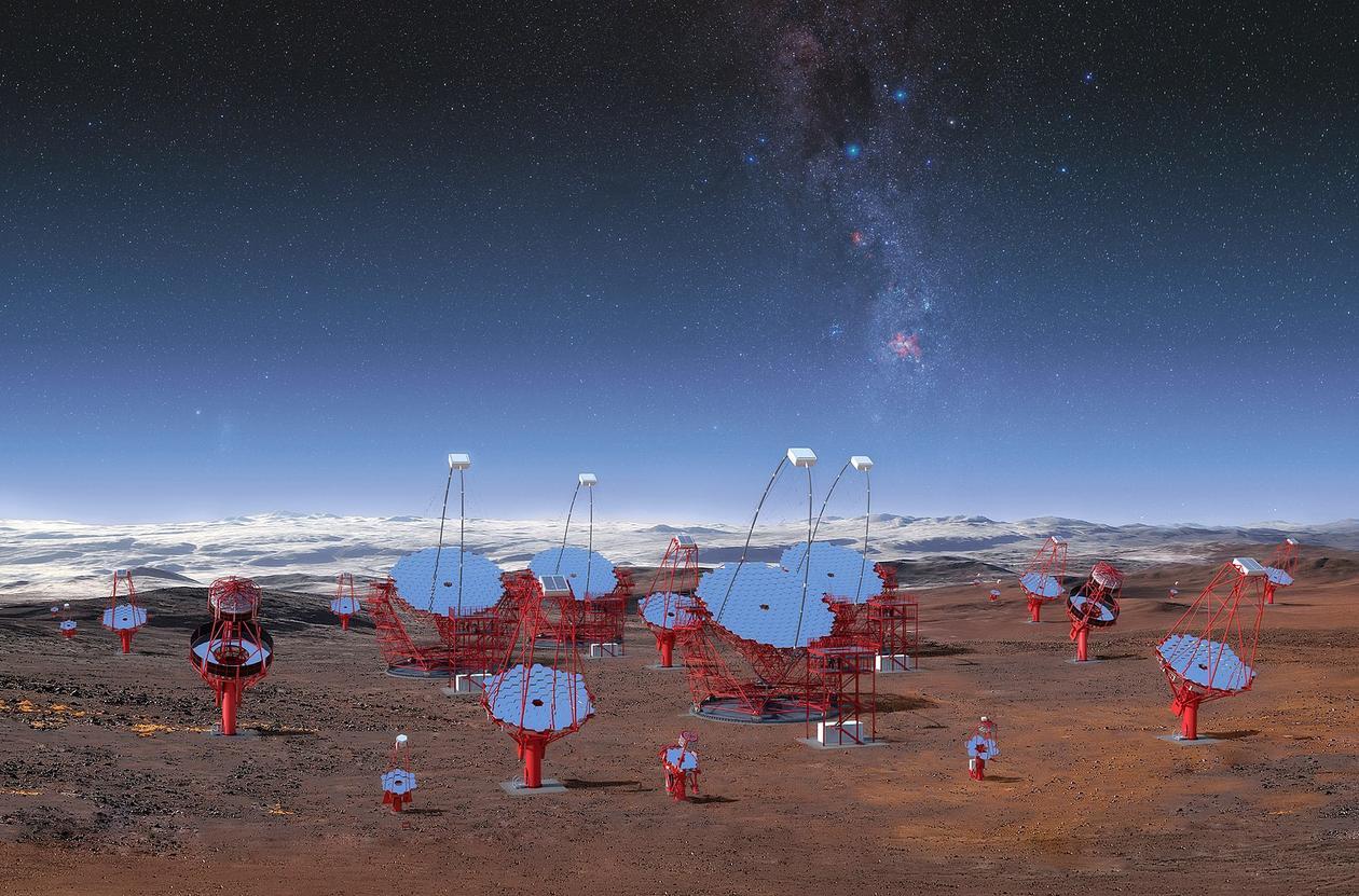 Cherenkov Telescope Array