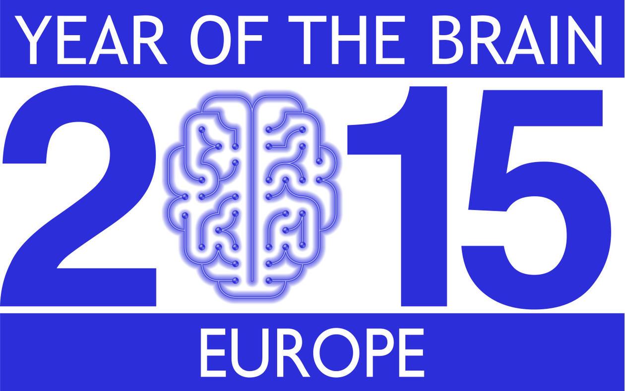 Logo Year of the brain 2015