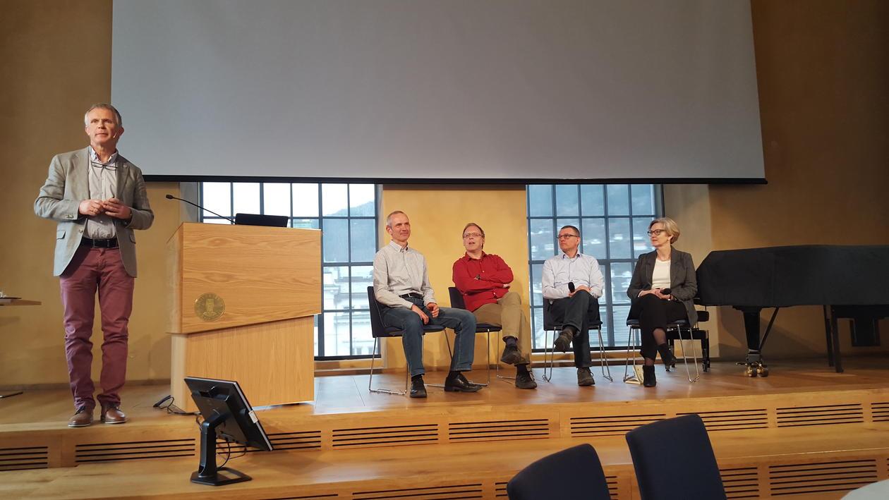 BIO strategiseminar panel