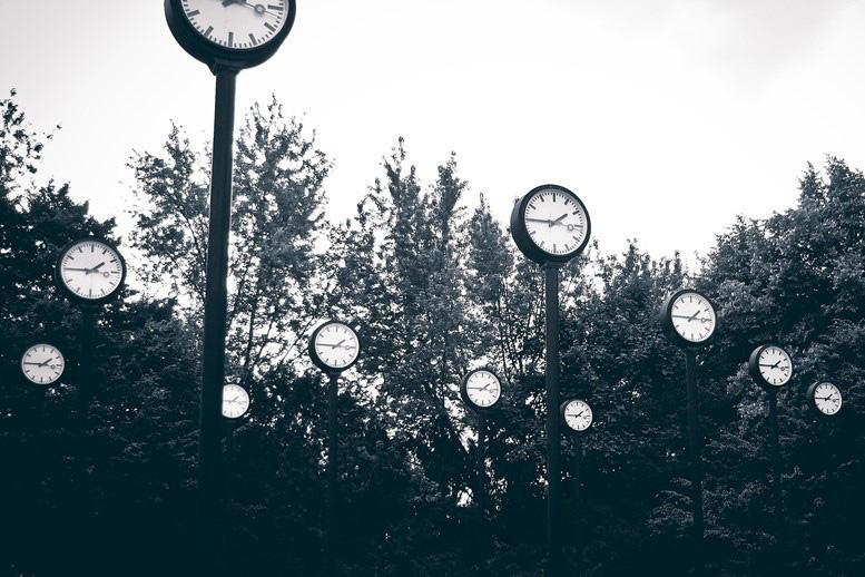 Hva vi snakker om når vi snakker om: Tid
