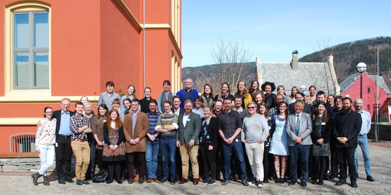 The 12th Bergen International Postgraduate Symposium