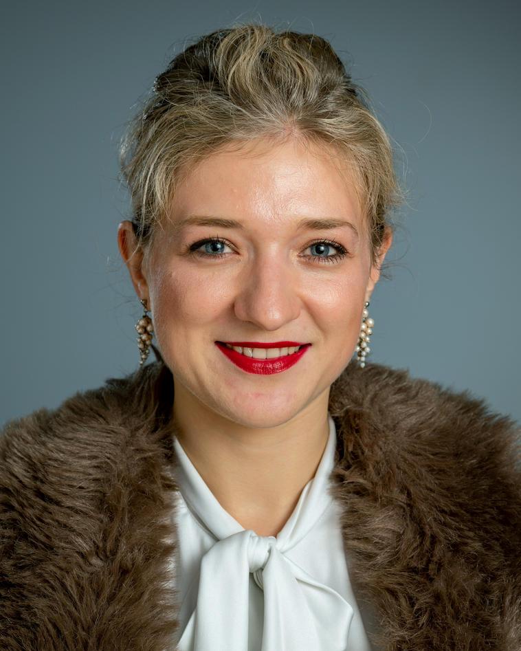 Postdoctoral Fellow Joanna Siekiera, University of Bergen