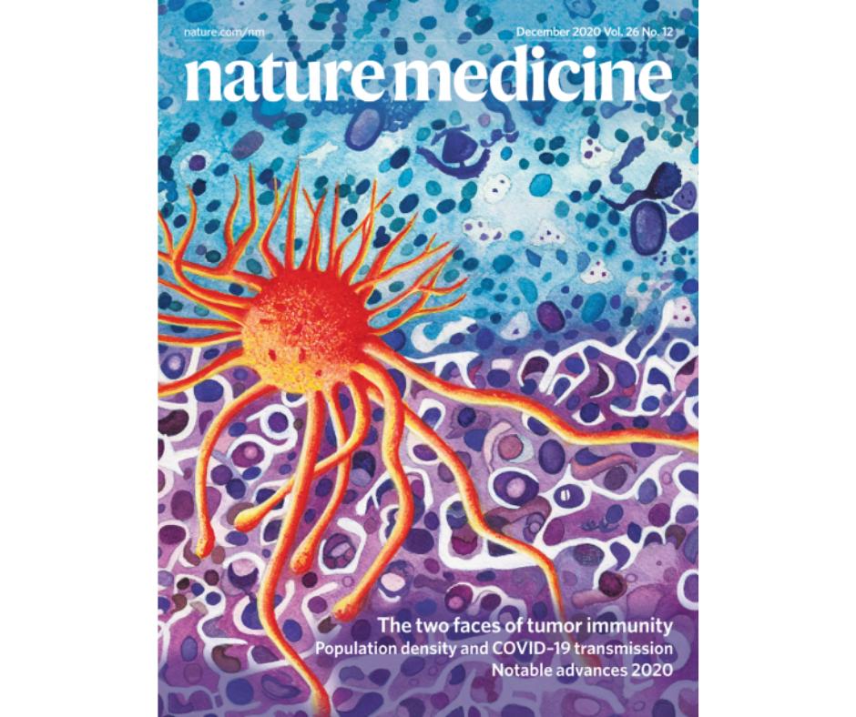 Nature Medicine cover December 2020
