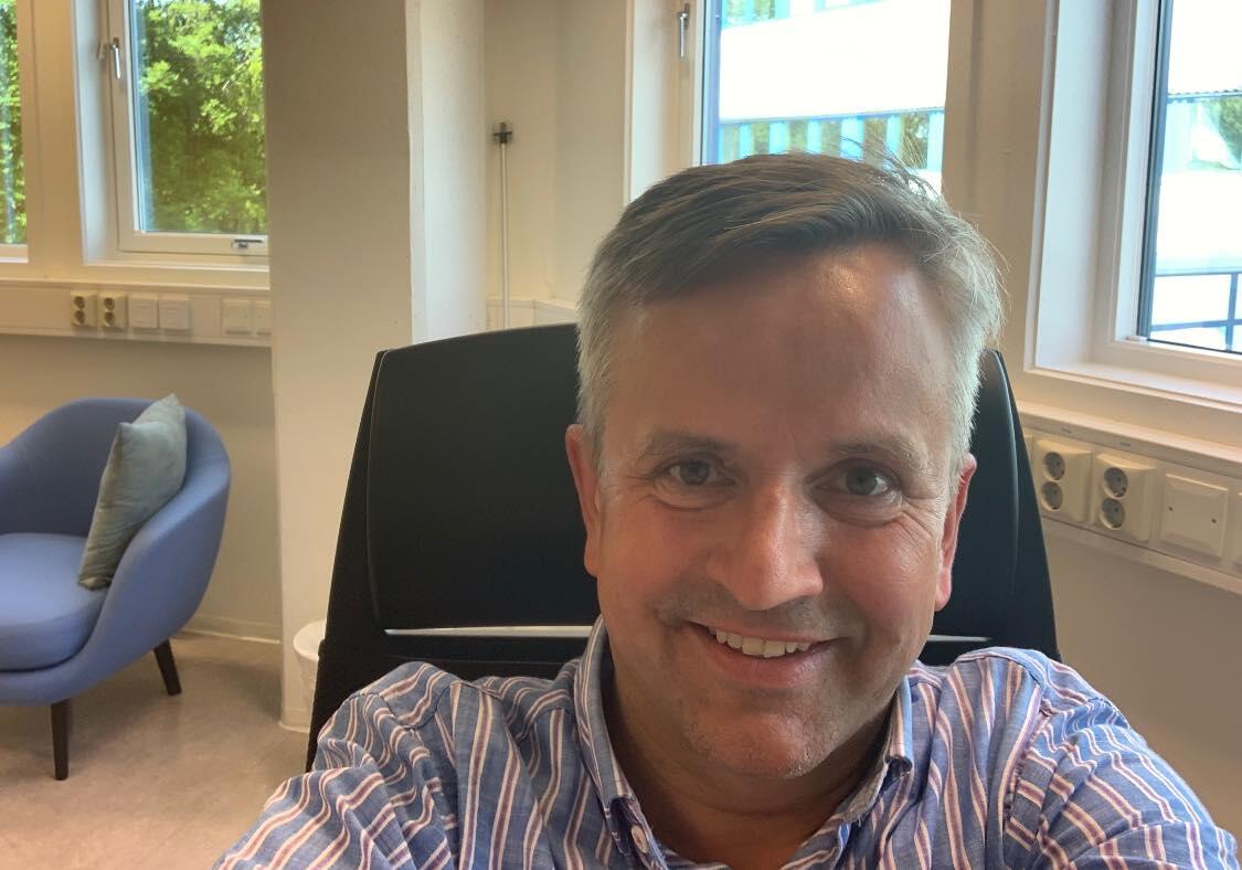 Inge Jonassen, ny instituttleder på informatikk