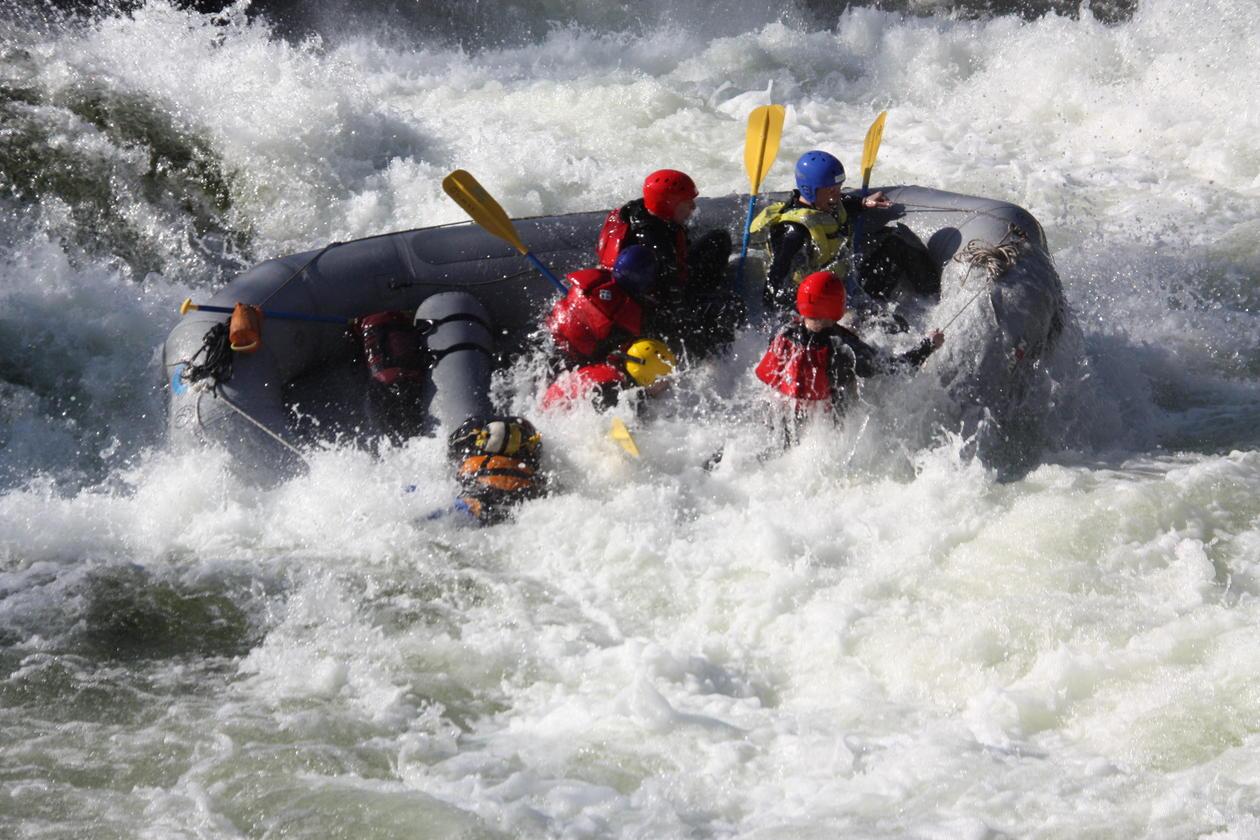 Voss Rafting 2013