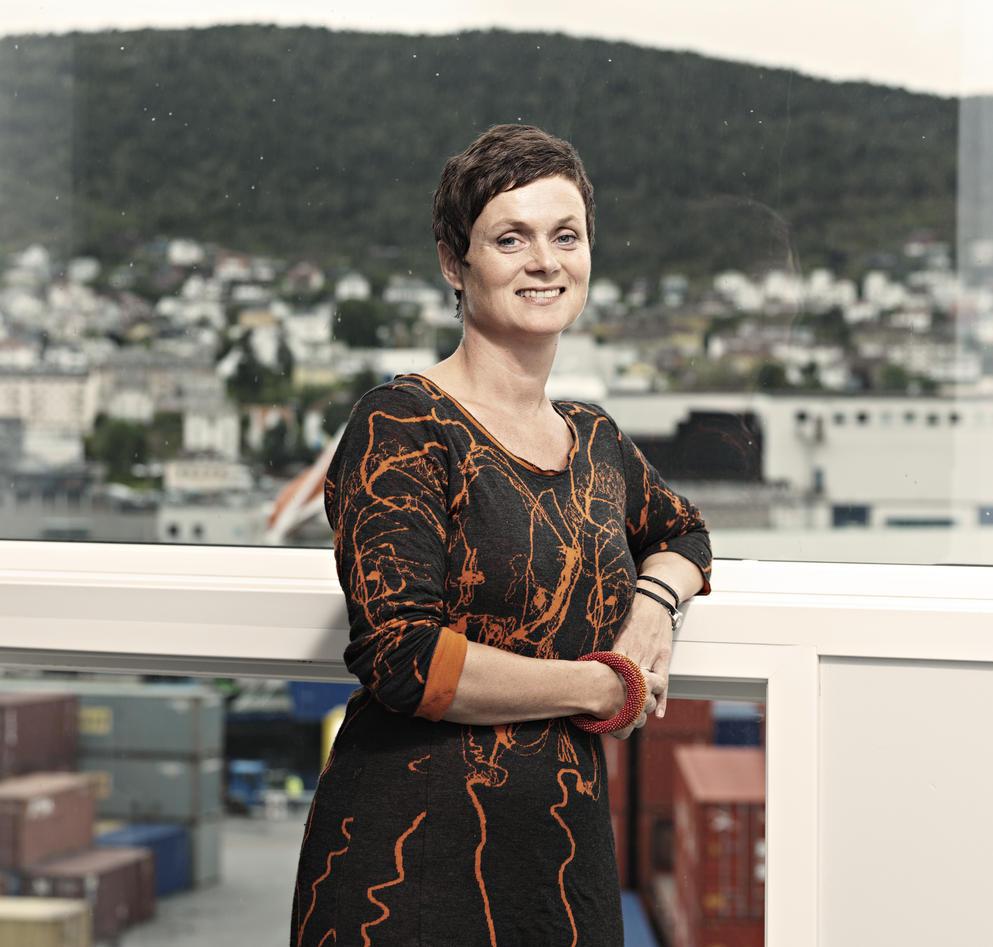Professor Siri Gloppen, Institutt for sammenliknende politikk, Universitetet i Bergen.