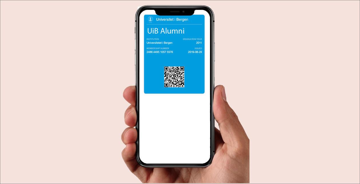 Alumni Membership Card