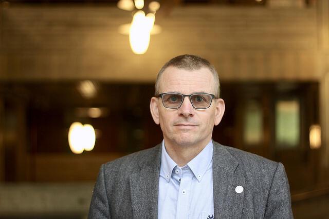 Helge K. Dahle, dekan ved Det matematisk-naturvitskaplege fakultet