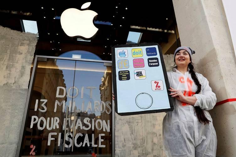 Appleskatteplanleggingdemo