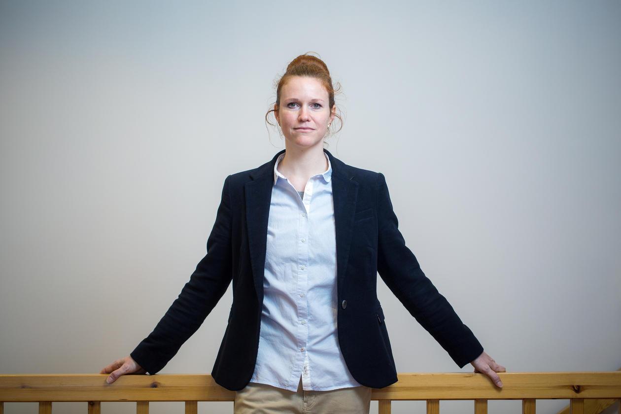 Project leader, Yvette Peters