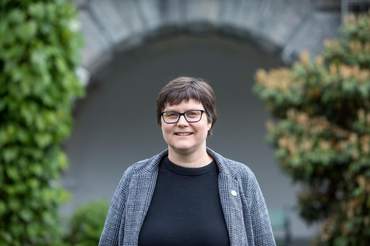 Kristin G Frøysa