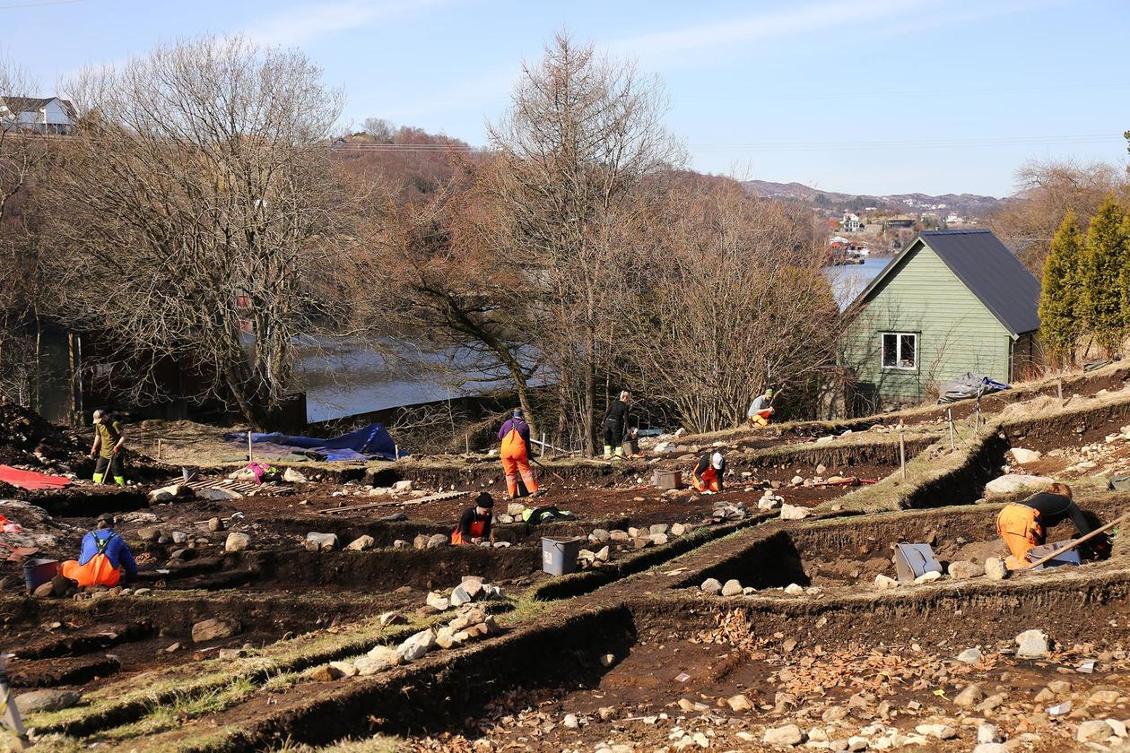 Utgraving Bildøy