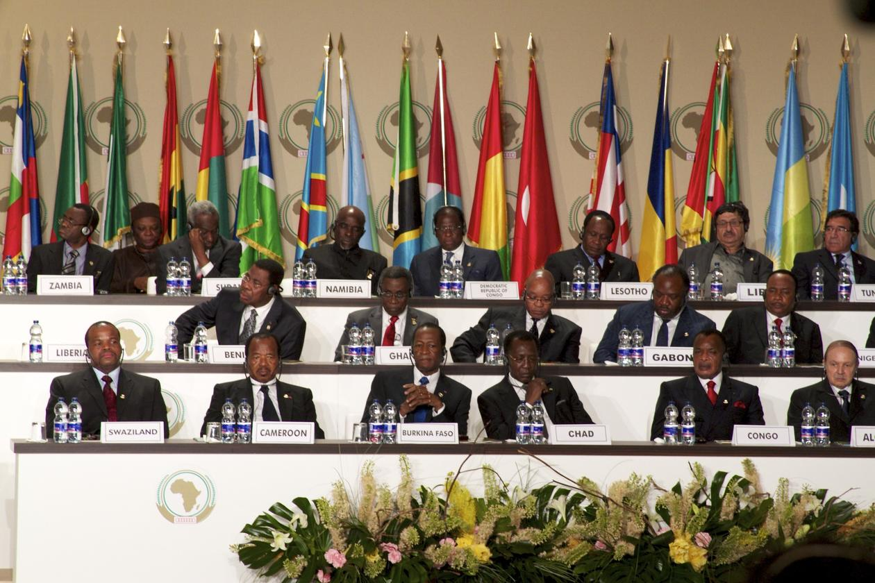 Representatives, African Union