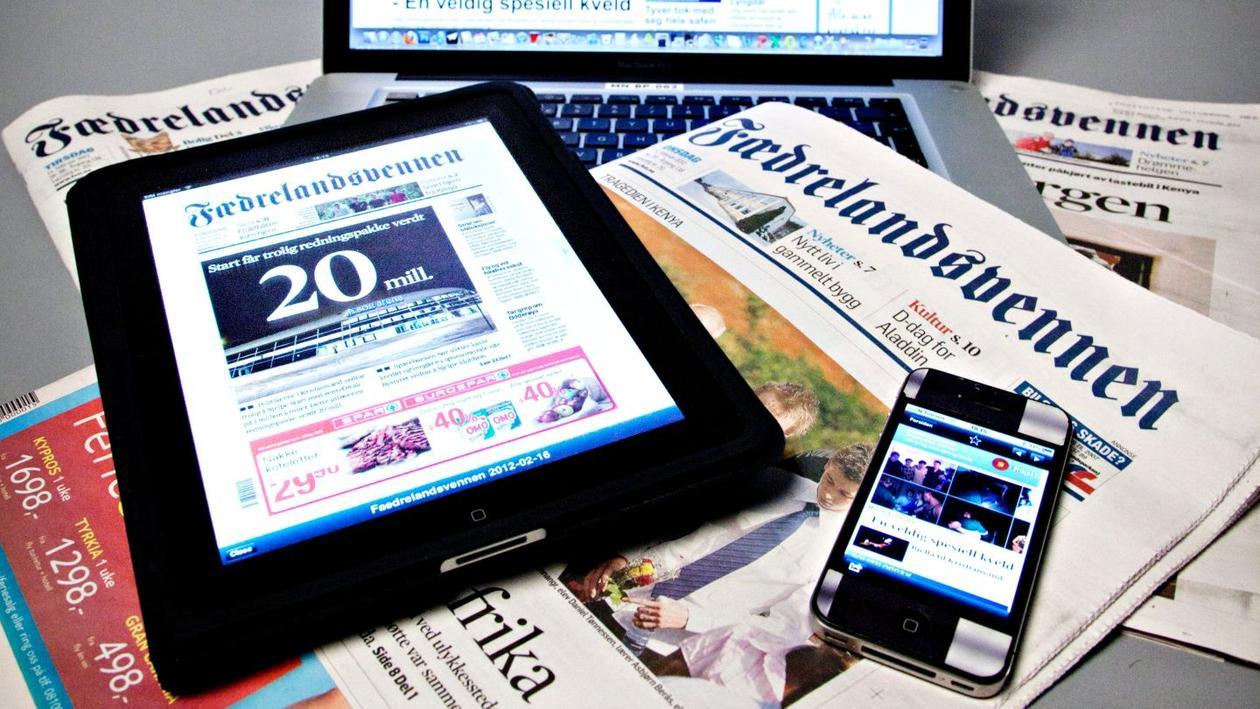 Høyresiden har størst mistillit til journalistikken