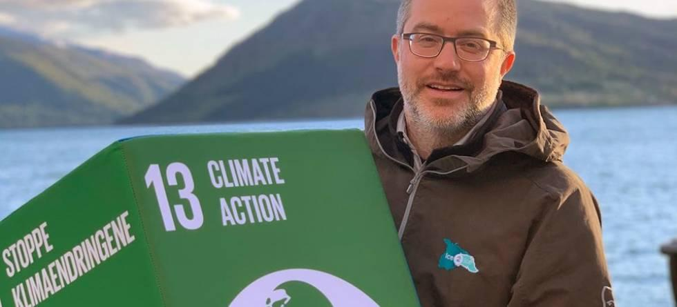 Kerim Nisancioglu, professor i klimadynamikk ved Bjerknessenteret og UiB.