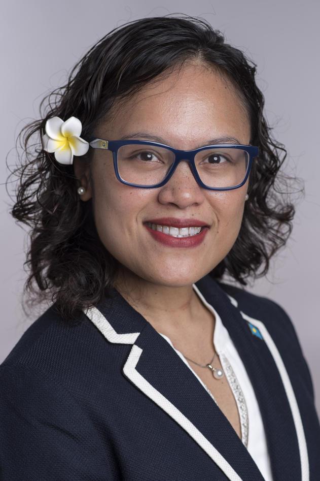 Portrett av ambassadør Uludong