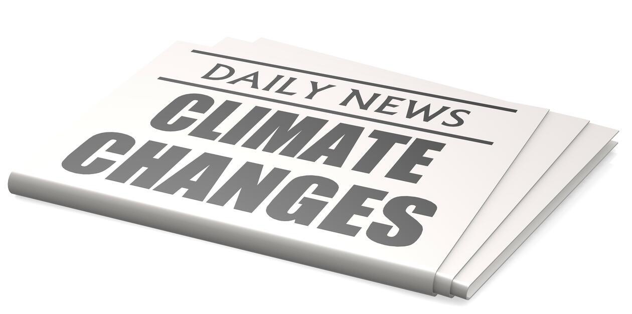 Nytt forskningsprosjekt om korona, klima og mediebruk