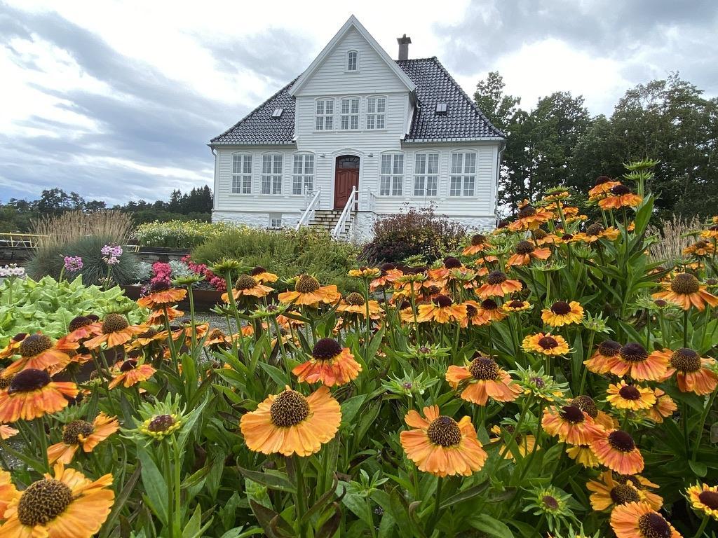 lønningen lystgård med hage