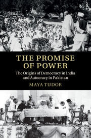 Promise of power book cover