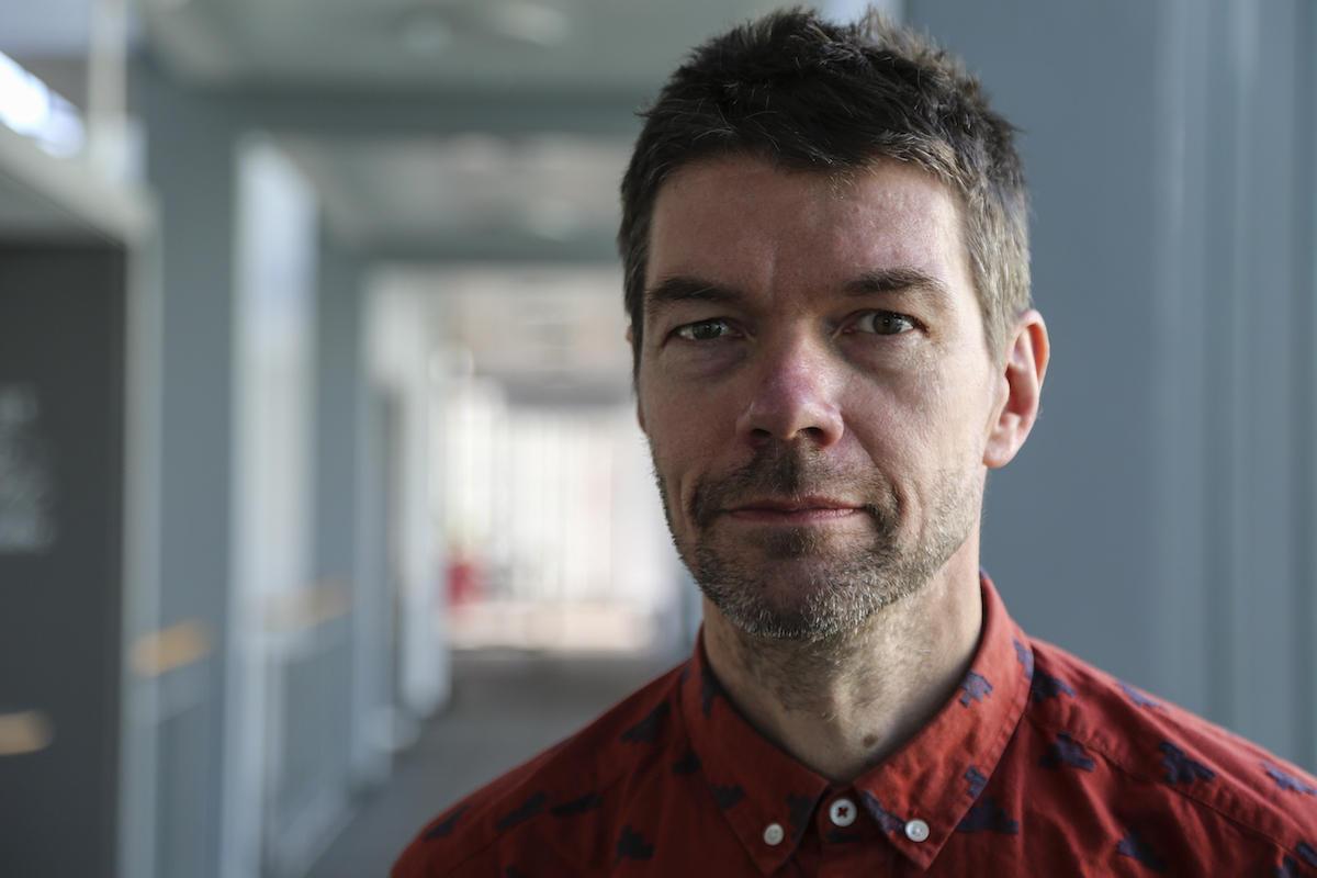 Guest lecturer: Søren Pold