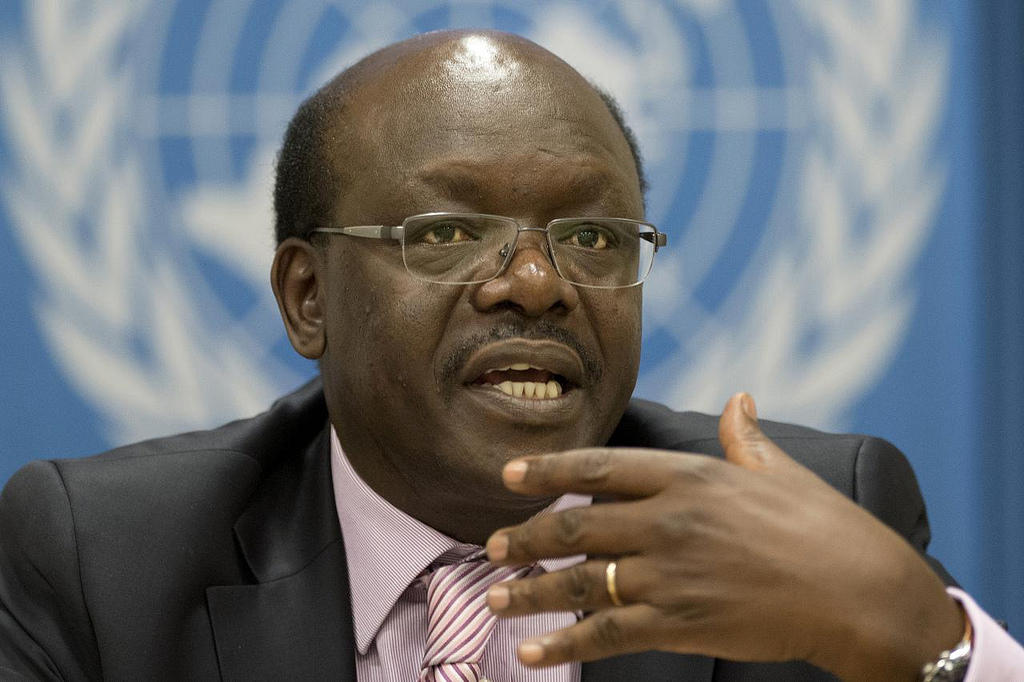 Dr. Mukhisa Kituyi from Kenya was educated at University of Bergen in the 1980s and is now director-general of UNCTAD.