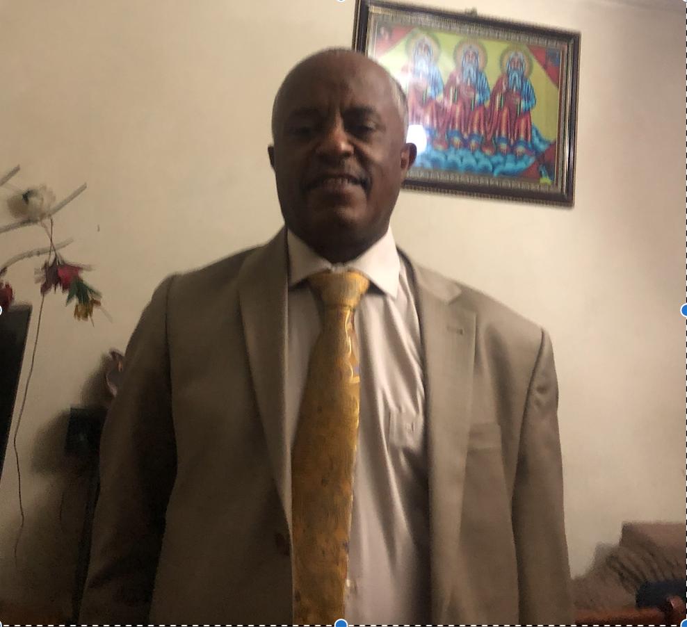 Getachew Teshome Eregata