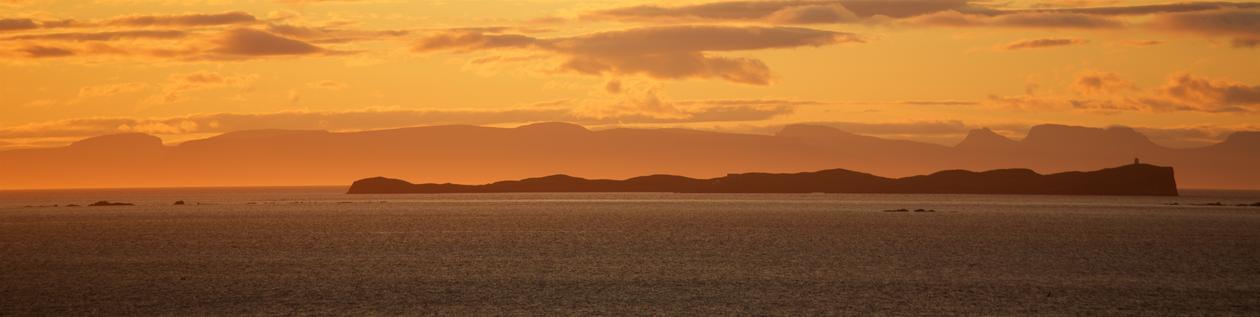 Flatøy på Island