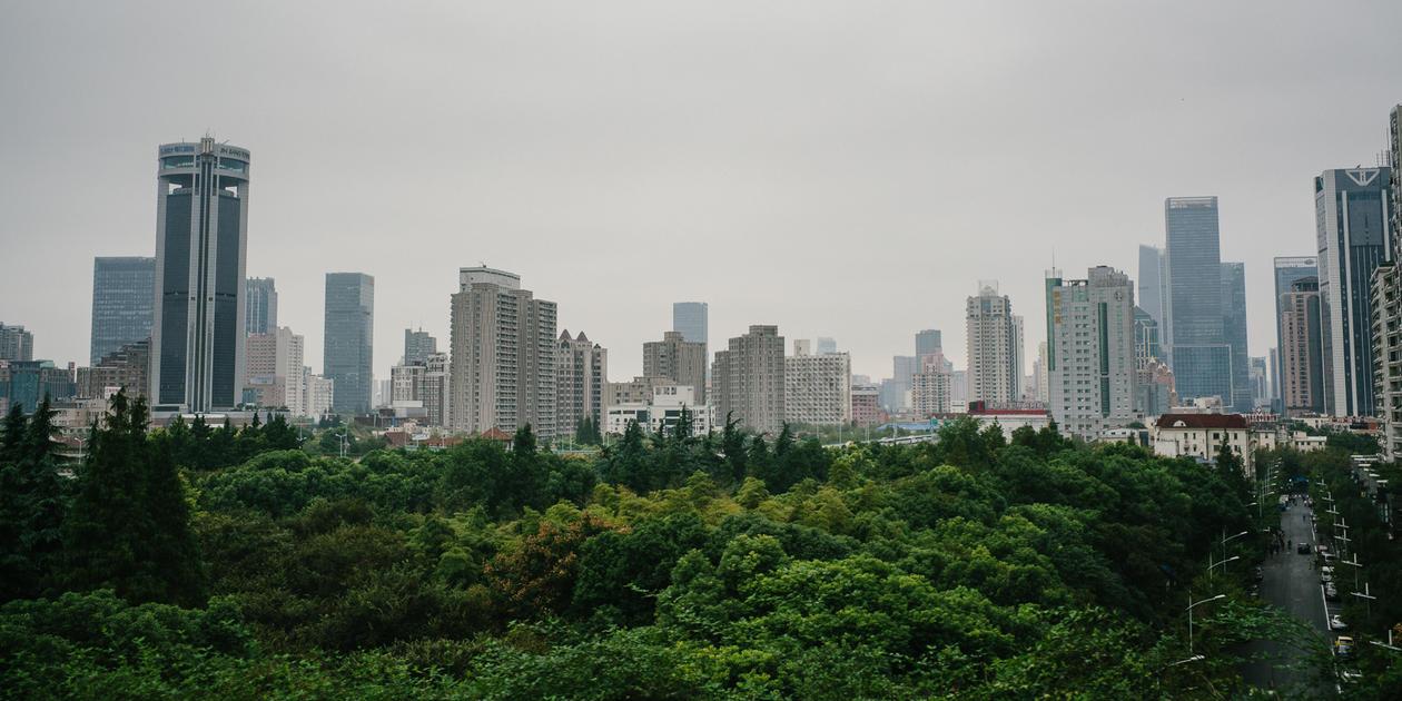 Beijing i det fjerne