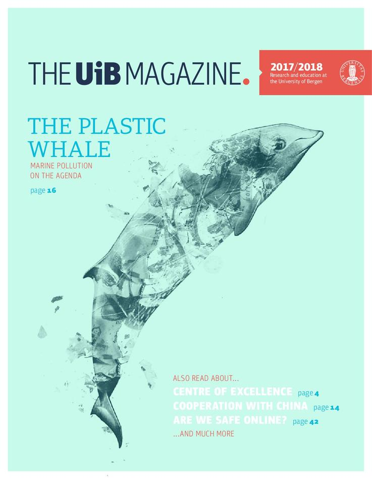The UiB Magazine 2017/2018