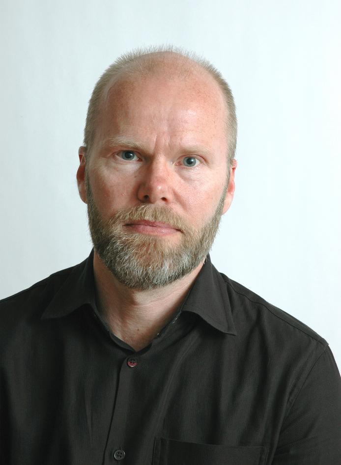 Portrett av professor Arild Aakvik