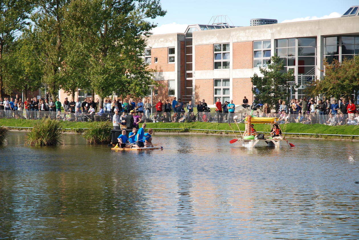 Bilete av campus