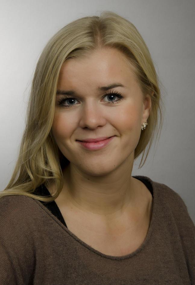 Portrait of Elise Aaseboe