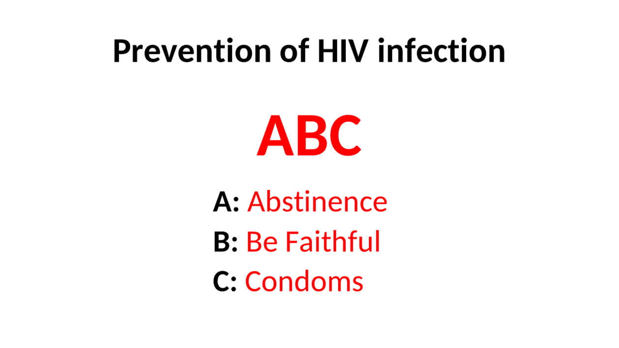 ABC of HIV/AIDS
