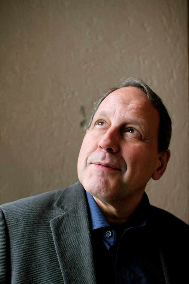 Portrett av museumsdirektør Henrik von Achen