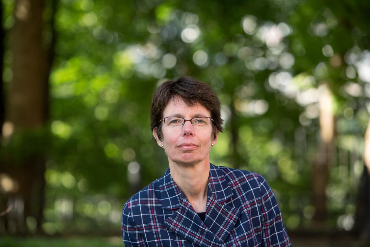 Portrait of Anne Christine Johannessen