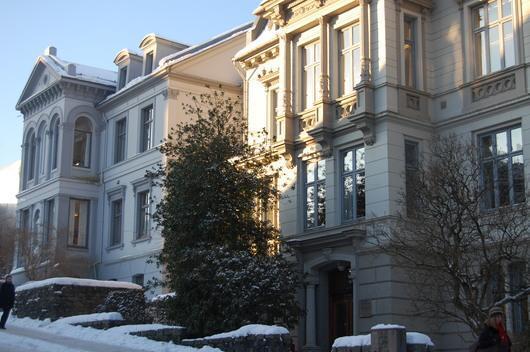 Instituttet i vinter