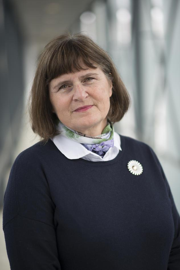 Portrettfoto Kristin Kavli Adriansen