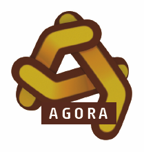 Logo for Agora-prosjektet