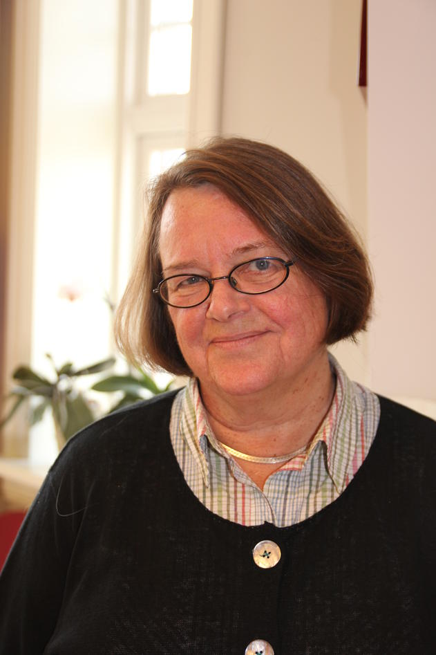 Professor Anne-Hilde Nagel, Department of Archaeology, History, Cultural Studies and Religion, University of Bergen.