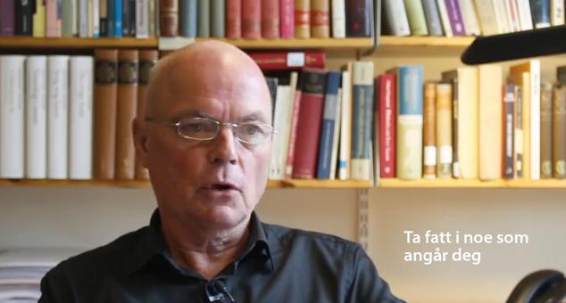 Professor Anders Johansen