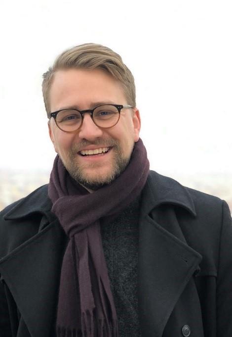 Didrik har en mastergrad i programutvikling ved UiB. Nå jobber Didrik som konsulent i Bekk.