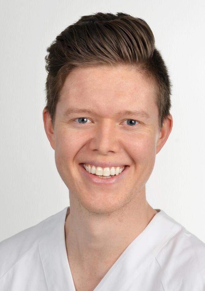 Tannlege Anders Røsland