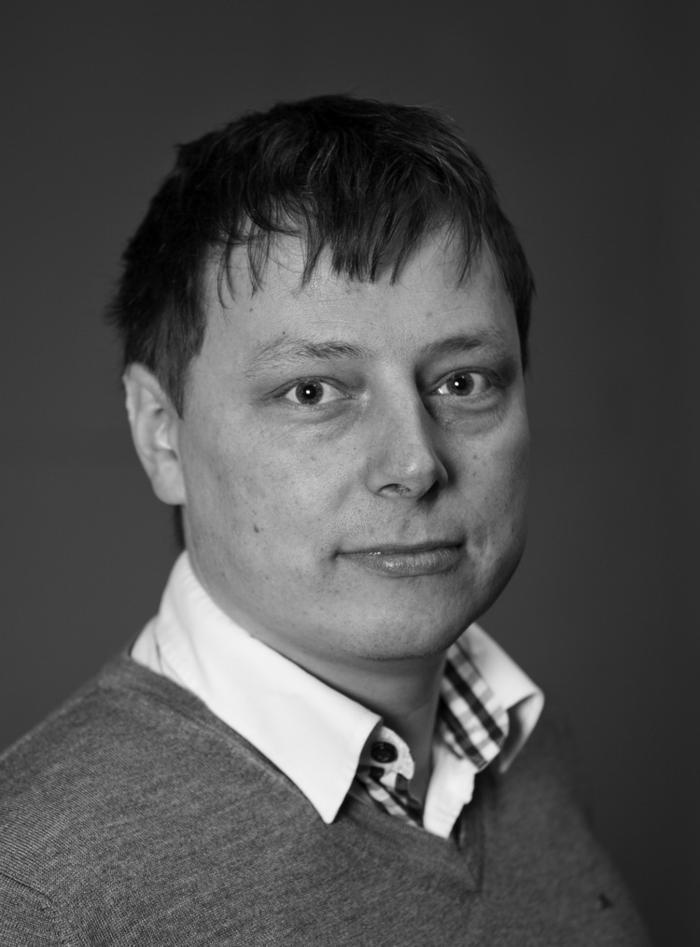 Portrett av Andersen