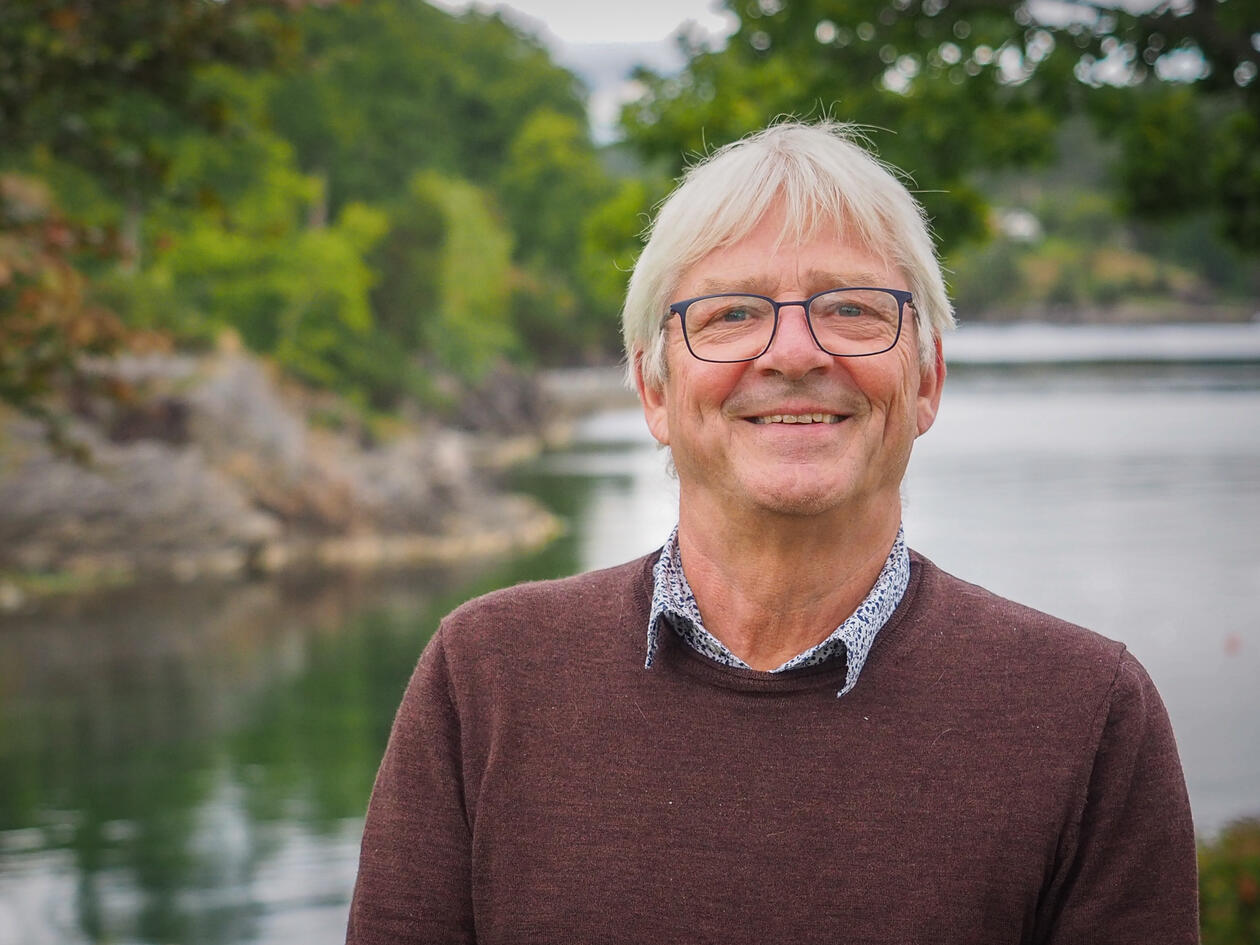 Peter Andersen Instituttleiar geografi UiB