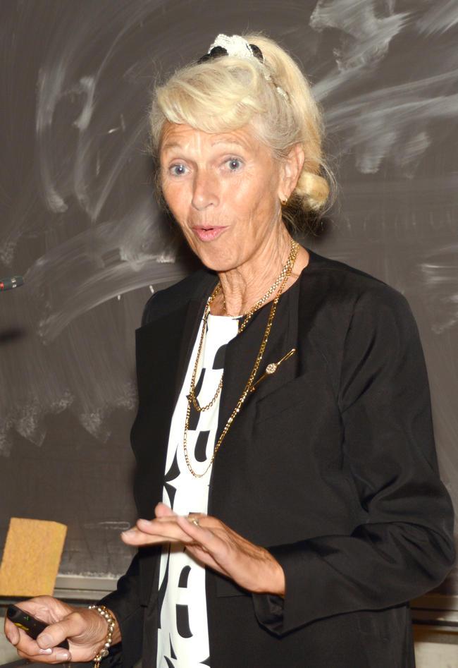 Photo of Anne Lise Børresen Dale