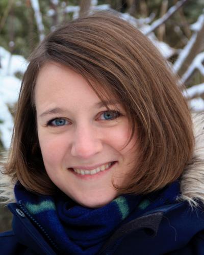 Postdoktor Anne Blanchard ved Senter for vitenskapsteori